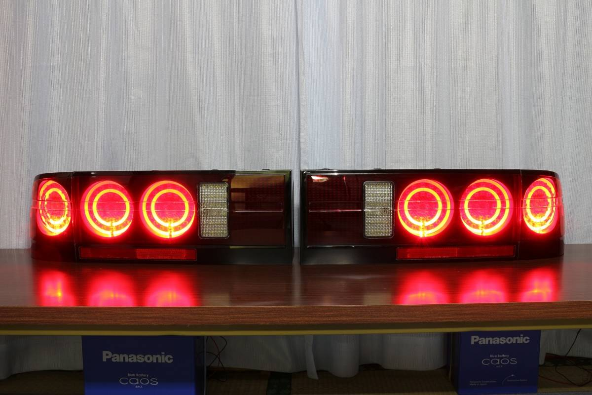 ♪RX-7 FC3S LED テールライト リングタイプ♪_画像4