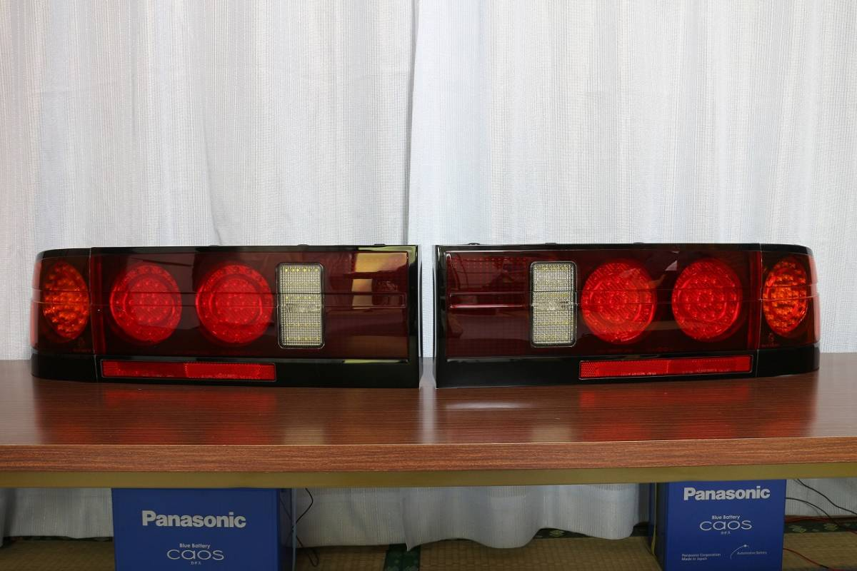 ♪RX-7 FC3S LED テールライト リングタイプ♪_画像2