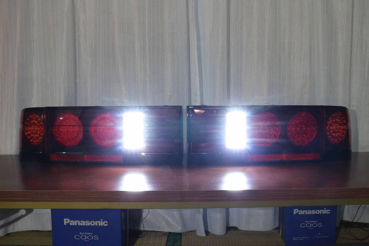 ♪RX-7 FC3S LED テールライト リングタイプ♪_画像6