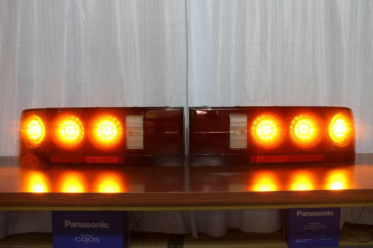 ♪RX-7 FC3S LED テールライト リングタイプ♪_画像10