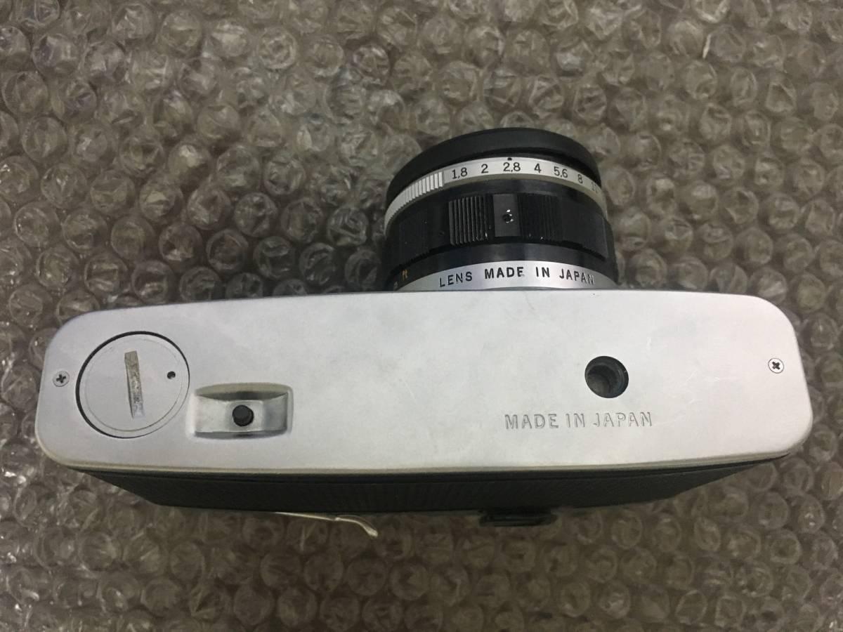 Olympus Pen FT 38mm f/1.8_画像5