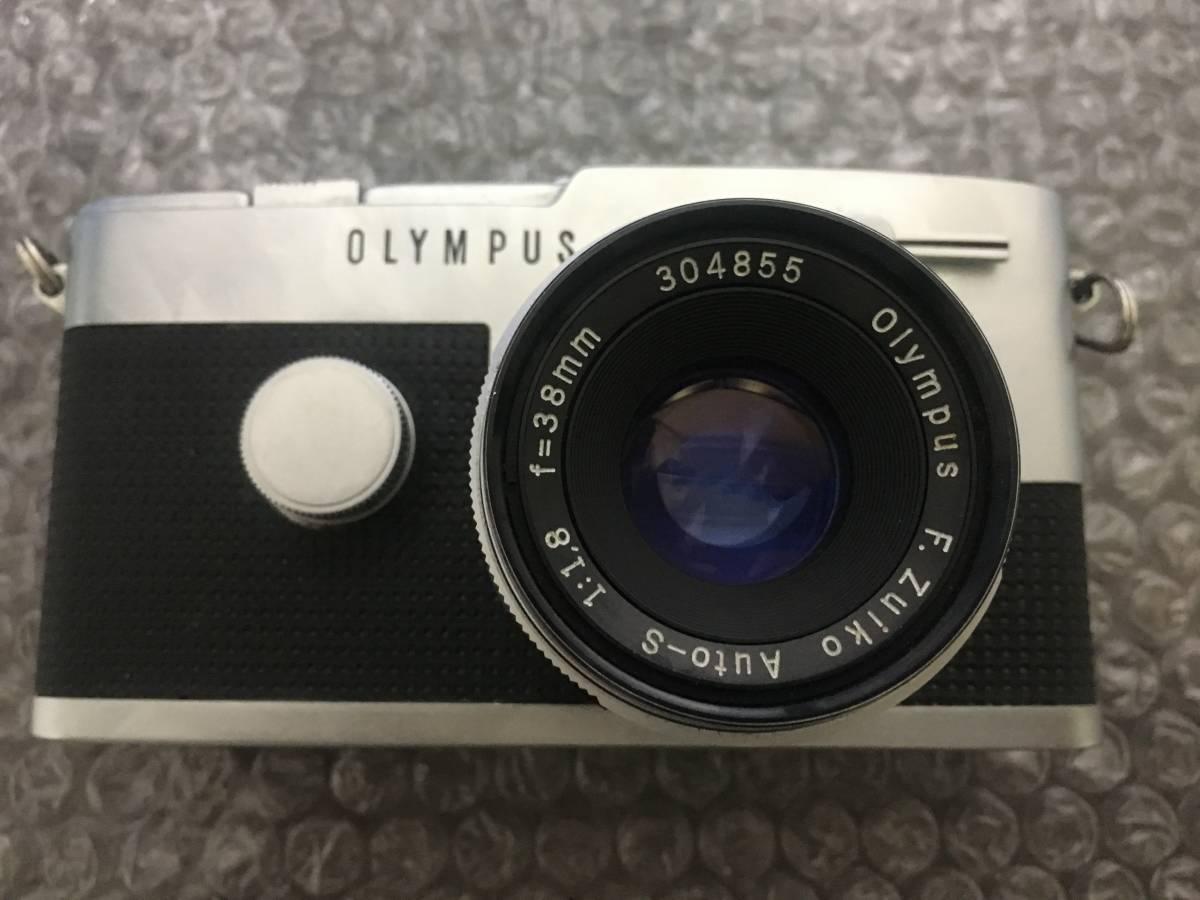 Olympus Pen FT 38mm f/1.8_画像2