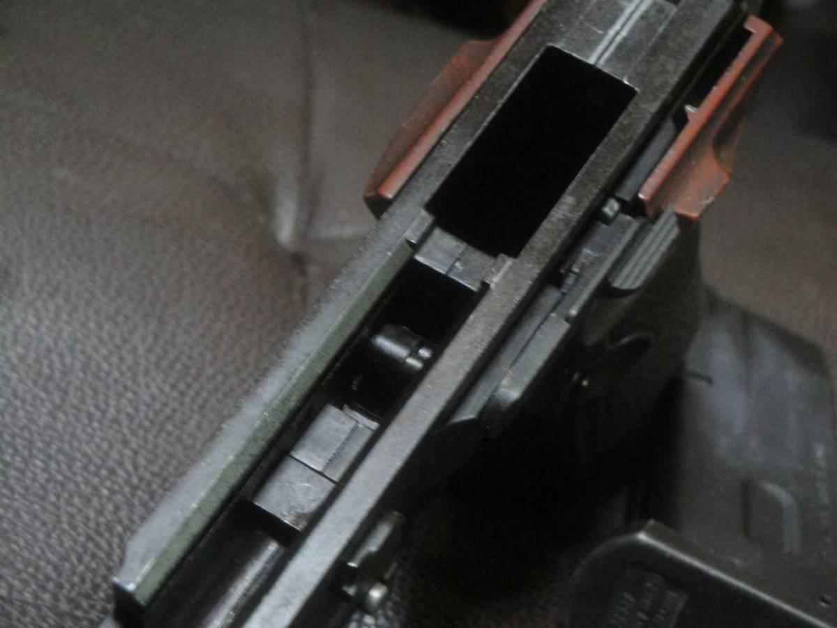 マルイ・タクティカルマスター・ベレッタ・個人カスタム・メタルグリップ装備・塗装品・M92・M9・送料無料・1円スタート_画像9