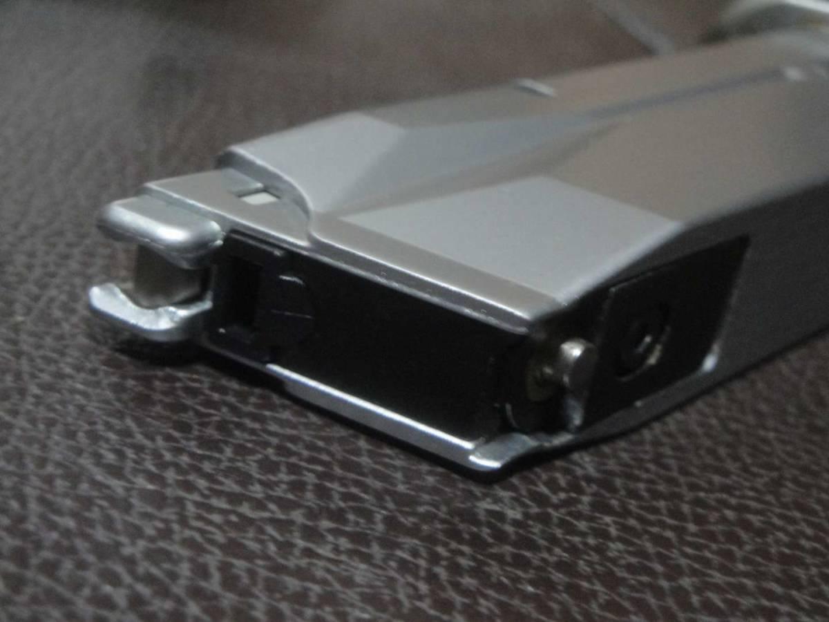 WA・M8045クーガー・INOX・銀メッキ仕様・動作確認済み・1円スタートの送料無料・ジャンク扱い・希少品?_画像9