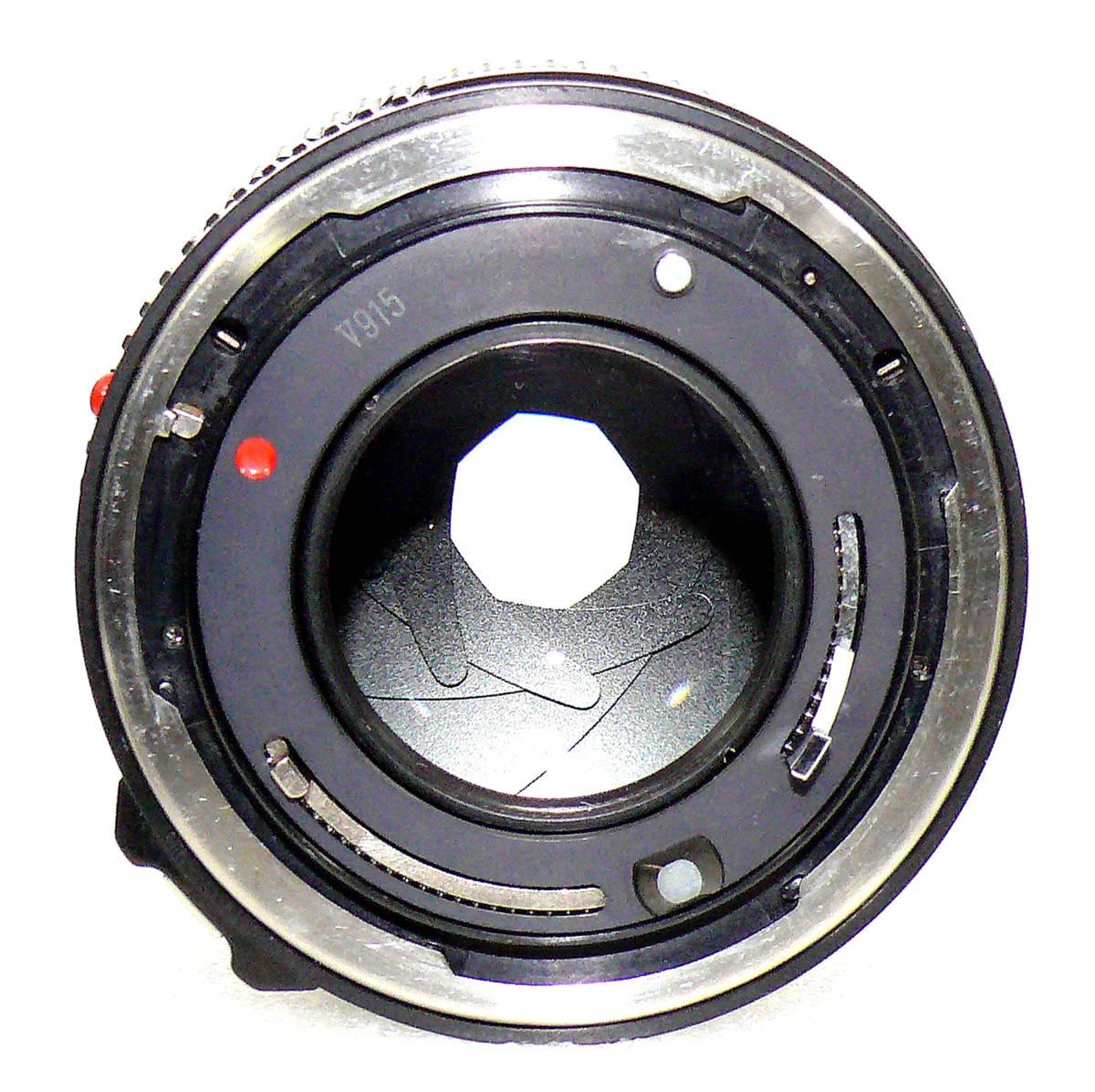 Canon キャノンA-1 FD50mm1.4  中古難あり _画像9