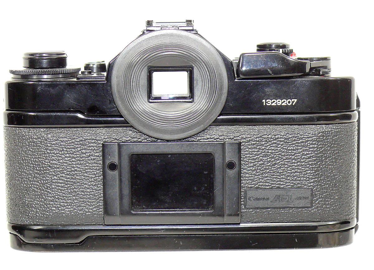 Canon キャノンA-1 FD50mm1.4  中古難あり _画像6