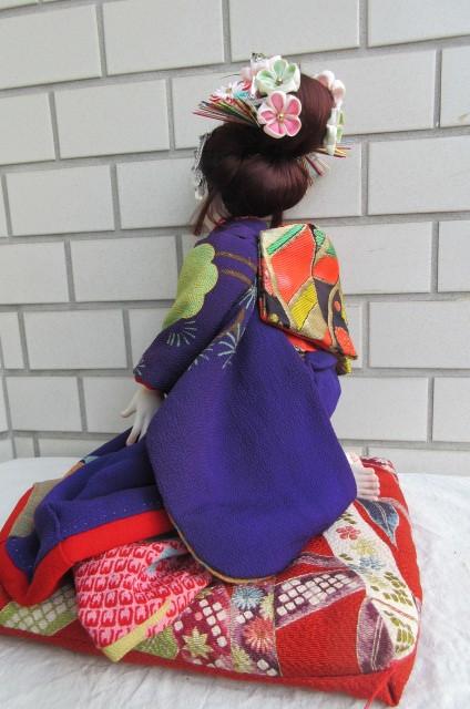 〇ビスクドール 球体関節人形 (市松人形)_画像3
