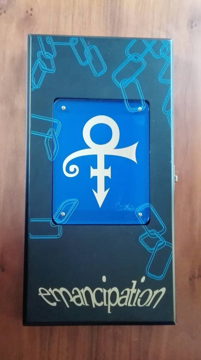 Prince - emancipation [CERTIFICATE OF LIMITED EDITION] WORLDWIDE RELEASE OF 3000