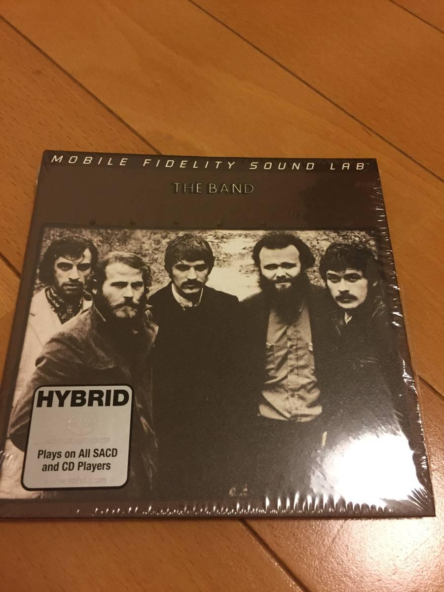 【MFSL Mobile Fidelity Sound Lab】The Band / The Band (Hybrid SACD)