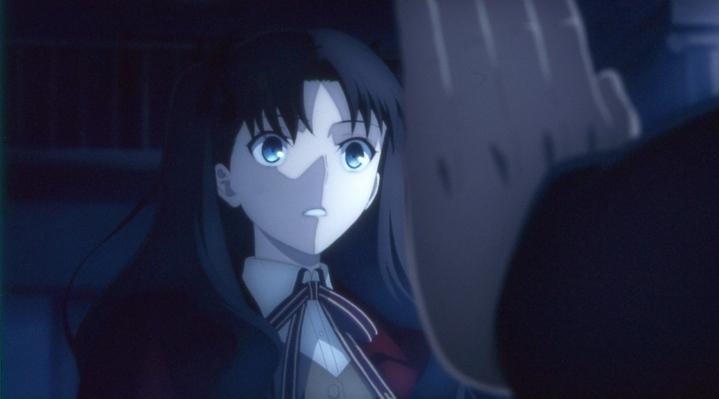 劇場版 Fate/stay night[Heaven's Feel] 6週目 入場者特典 フィルム 遠坂凛