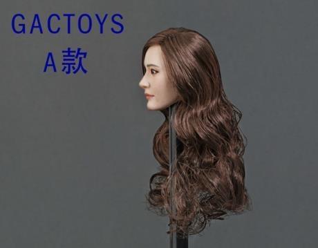 新品 1/6 GACTOYS GC014-A 第1弾 ヘッドアジア女性 PHICEN/TBLeague対応 (ヘッドのみ、素体無し)2018年新発_画像4