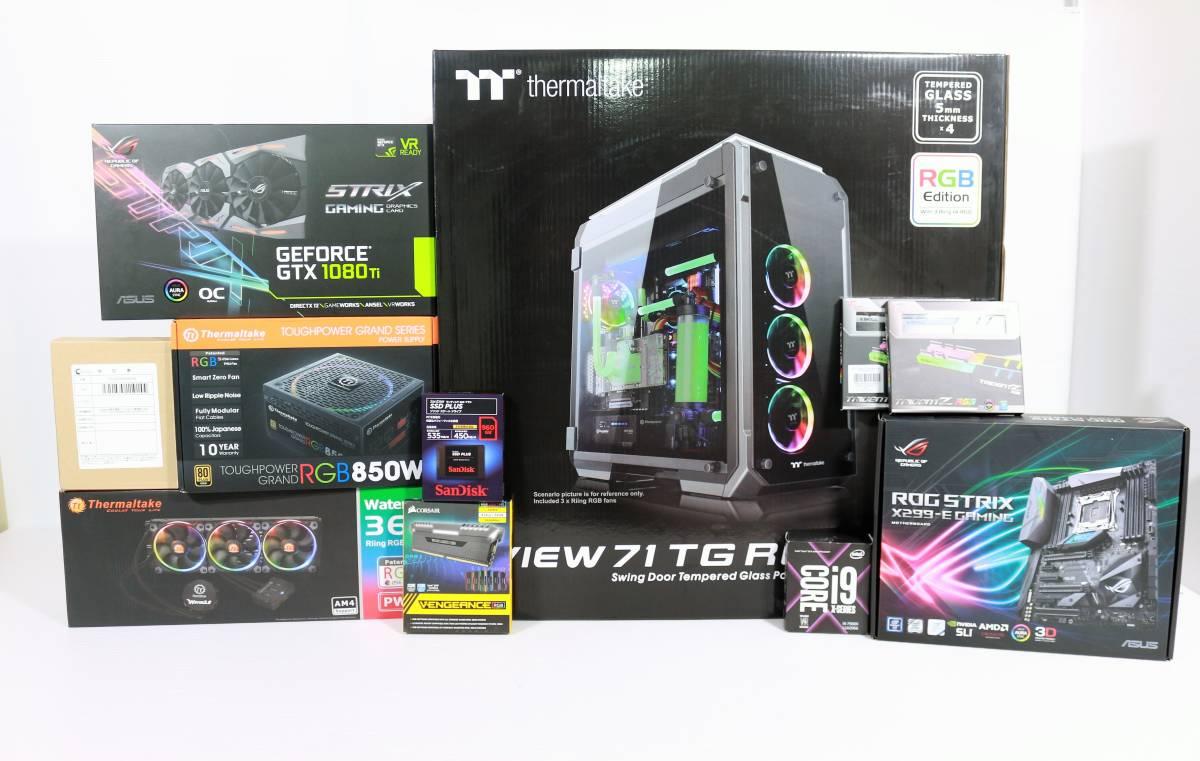 最高自作PC・安い自作PC・相談・見積り・注文可能/ Core i9 / Ryzen / Core i7 8700K ・7700K / DDR4 / SSD / HDD / Win10 /Office 16_画像10