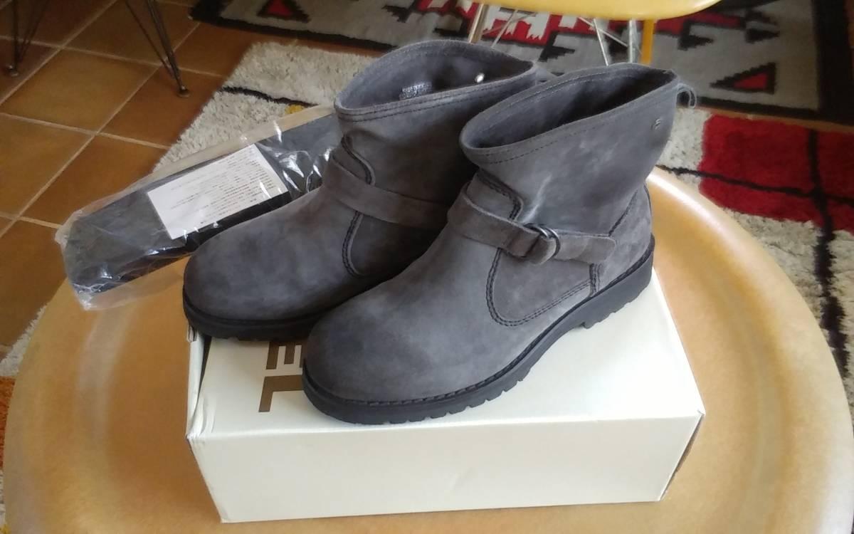 7daa35211cbf 代購代標第一品牌- 樂淘letao - 美品DIESEL ディーゼル靴スウェードエンジニアブーツサイズ41 グレー