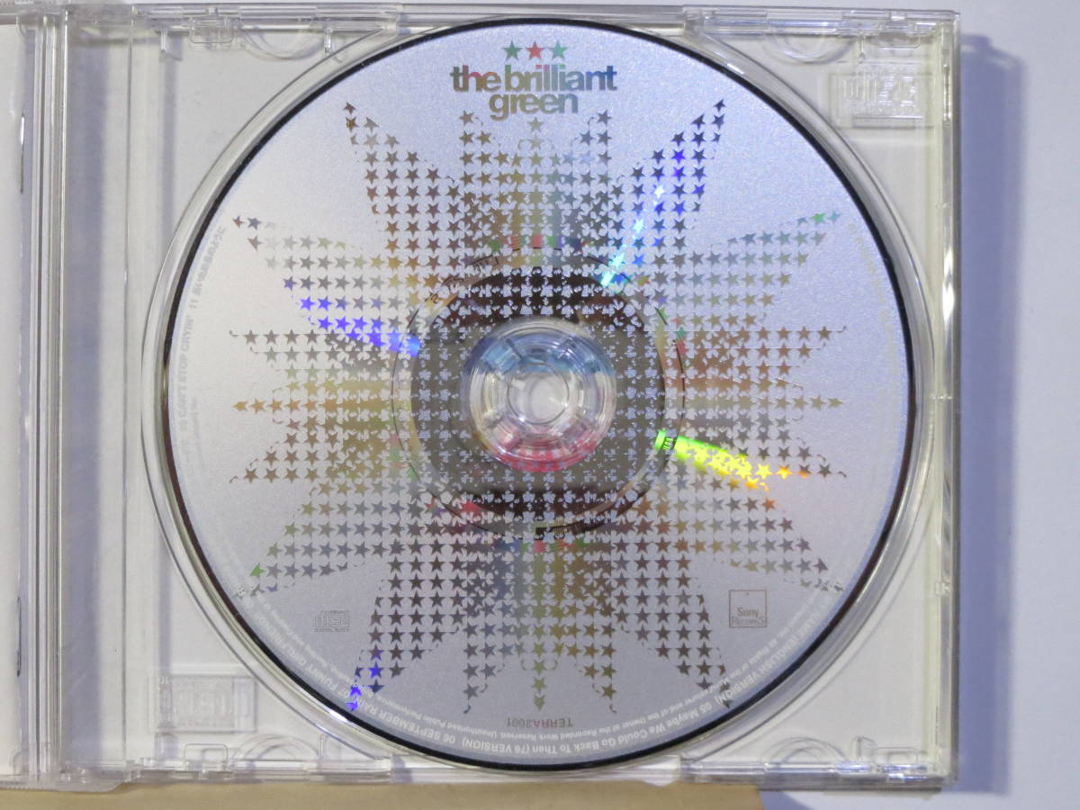 CD the brilliant green / TERRA2001_画像4