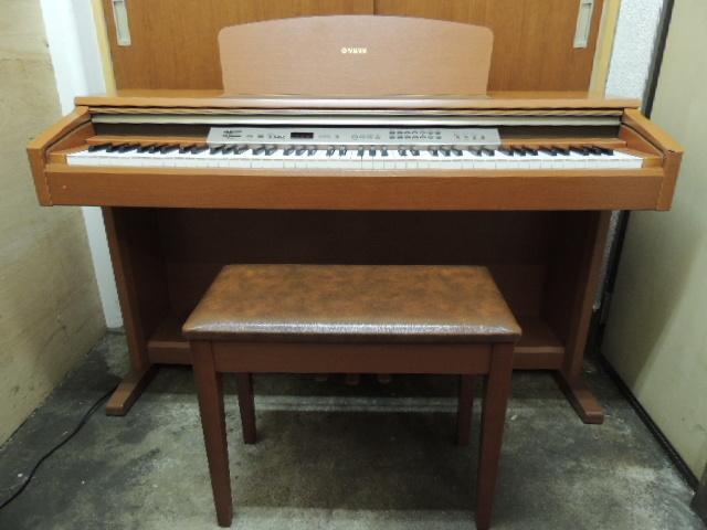 【発送不可/引取り限定】椅子付き YAMAHA ヤマハ 電子ピアノ YDP-223 イス付き【埼玉県】_画像1