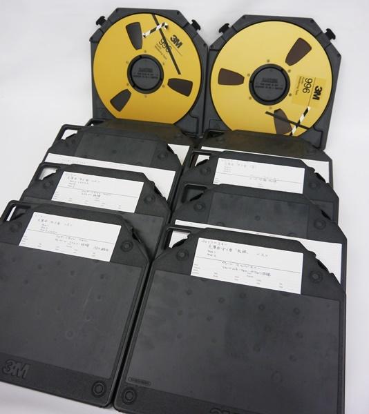 ③ Scotch 3M マスタリングテープ Audio Mastering Tape 996×10本 オープンリール