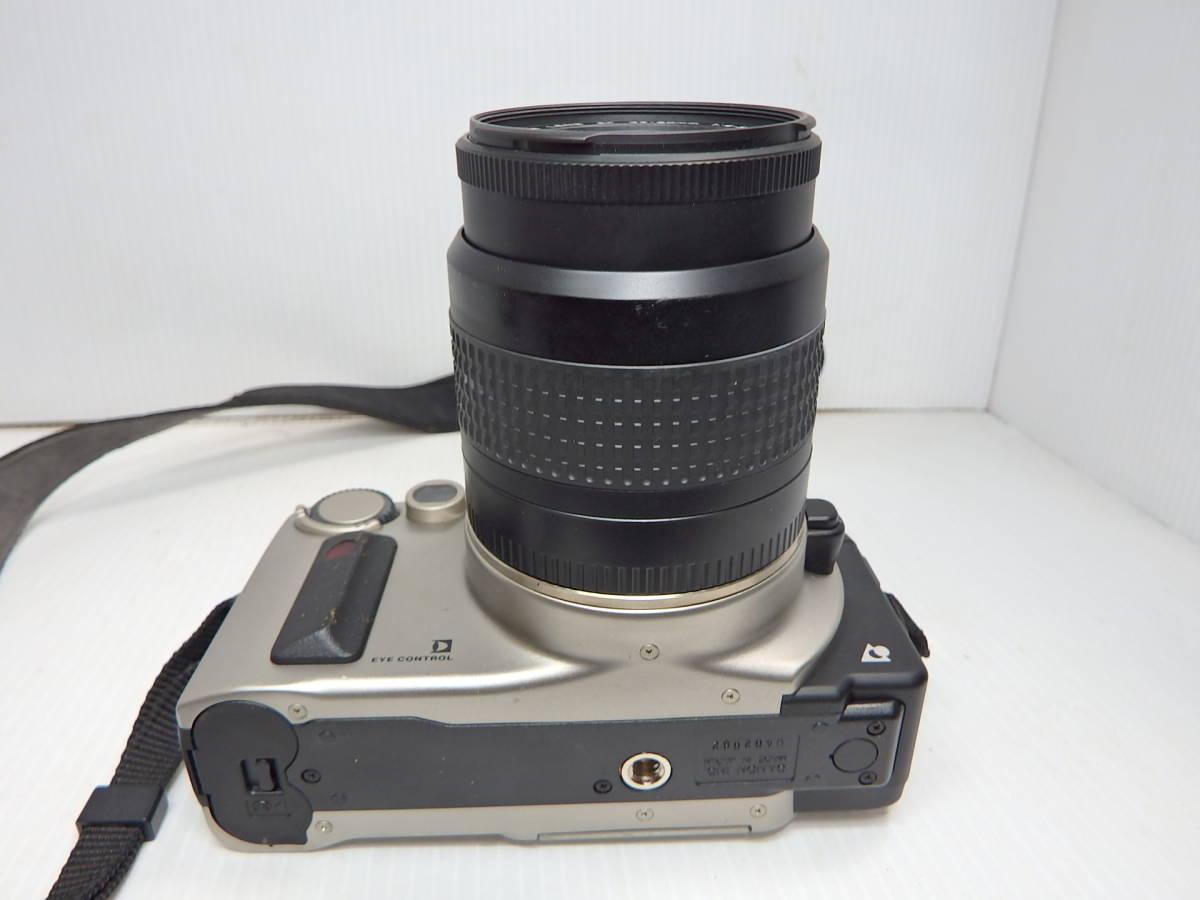 キヤノン APS一眼レフカメラ EOS IX E レンズ EF 35-80mm f4-5.6 Ⅲ 広角~標準ズーム 取説 純正バッグ付き canon 管クモロ606_画像6