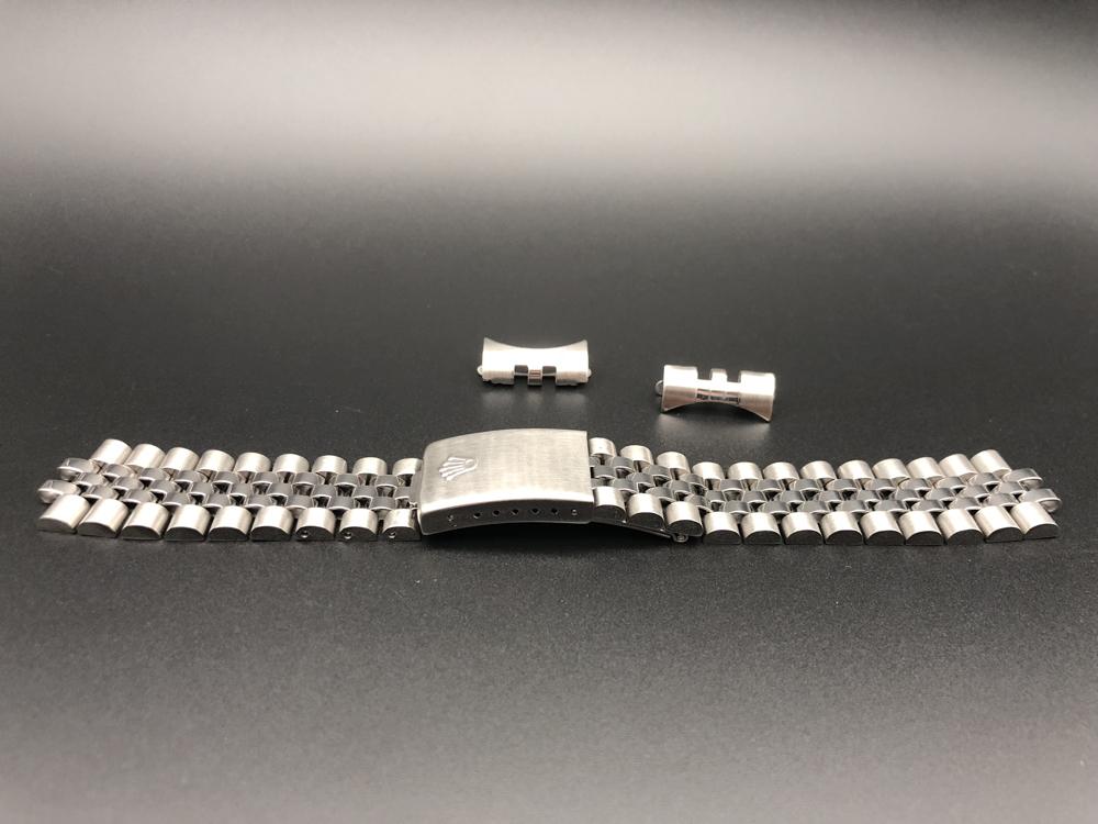 ロレックスRolex腕時計 ロレックス用 取付幅20mm Rolex腕時計パーツ Rolex修理交換用
