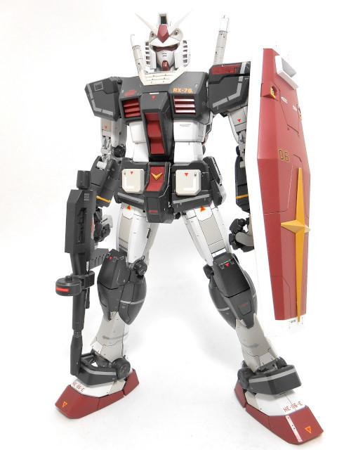 【プロトタイプカラー完成品】MG 1/100 RX-78-2 ガンダムVer.3.0