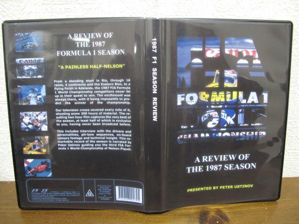 f1 1987 season review