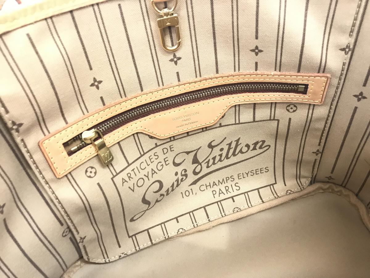 D18●1円~ 中古品 LOUIS VITTON ルイ ヴィトン ネバーフル PM モノグラム ショルダー ハンド バッグ _画像7