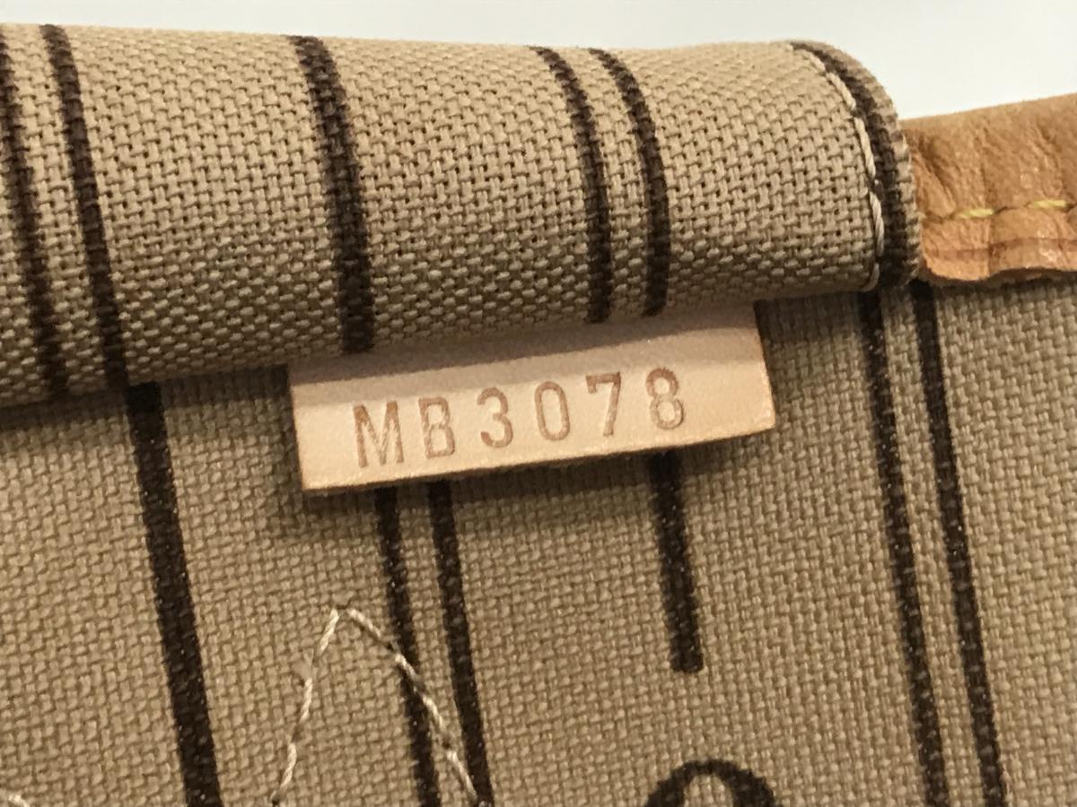 D18●1円~ 中古品 LOUIS VITTON ルイ ヴィトン ネバーフル PM モノグラム ショルダー ハンド バッグ _画像10