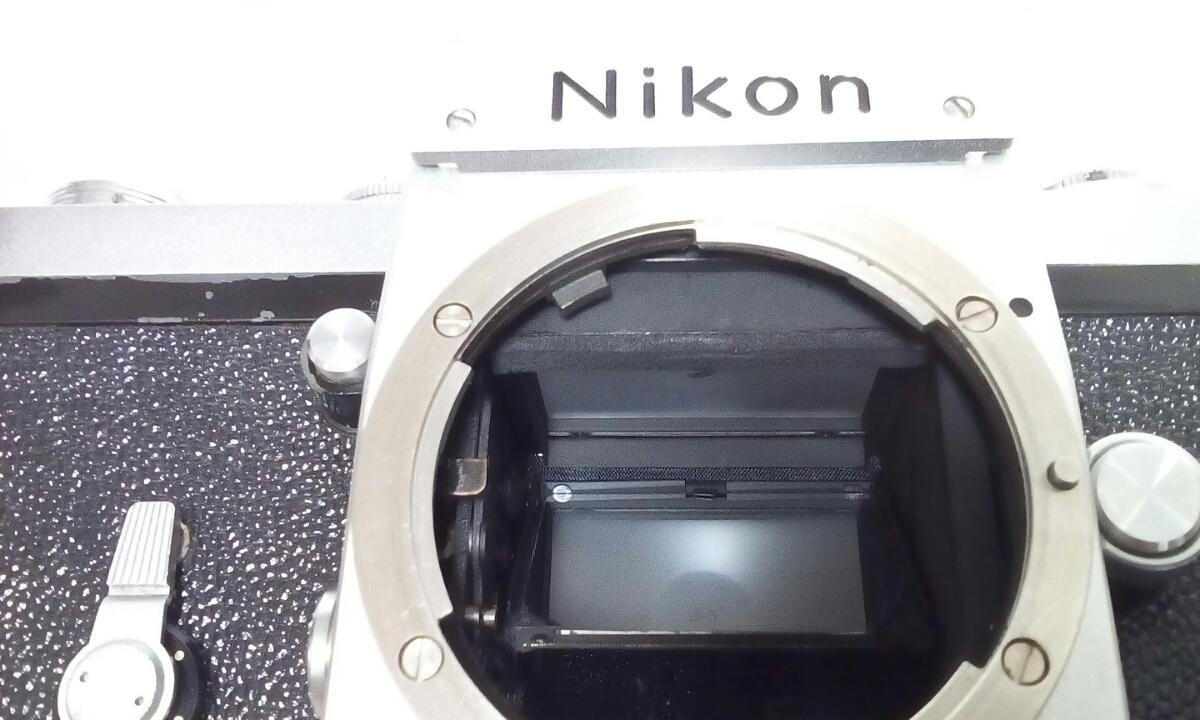 初期型 Nikon F NIKKOR-S Auto 1:2 f=5cm ケース付き_画像4