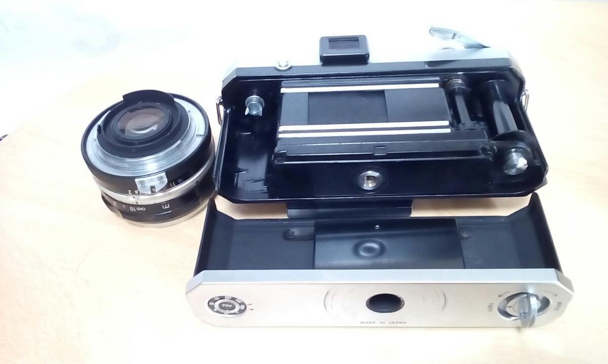 初期型 Nikon F NIKKOR-S Auto 1:2 f=5cm ケース付き_画像3