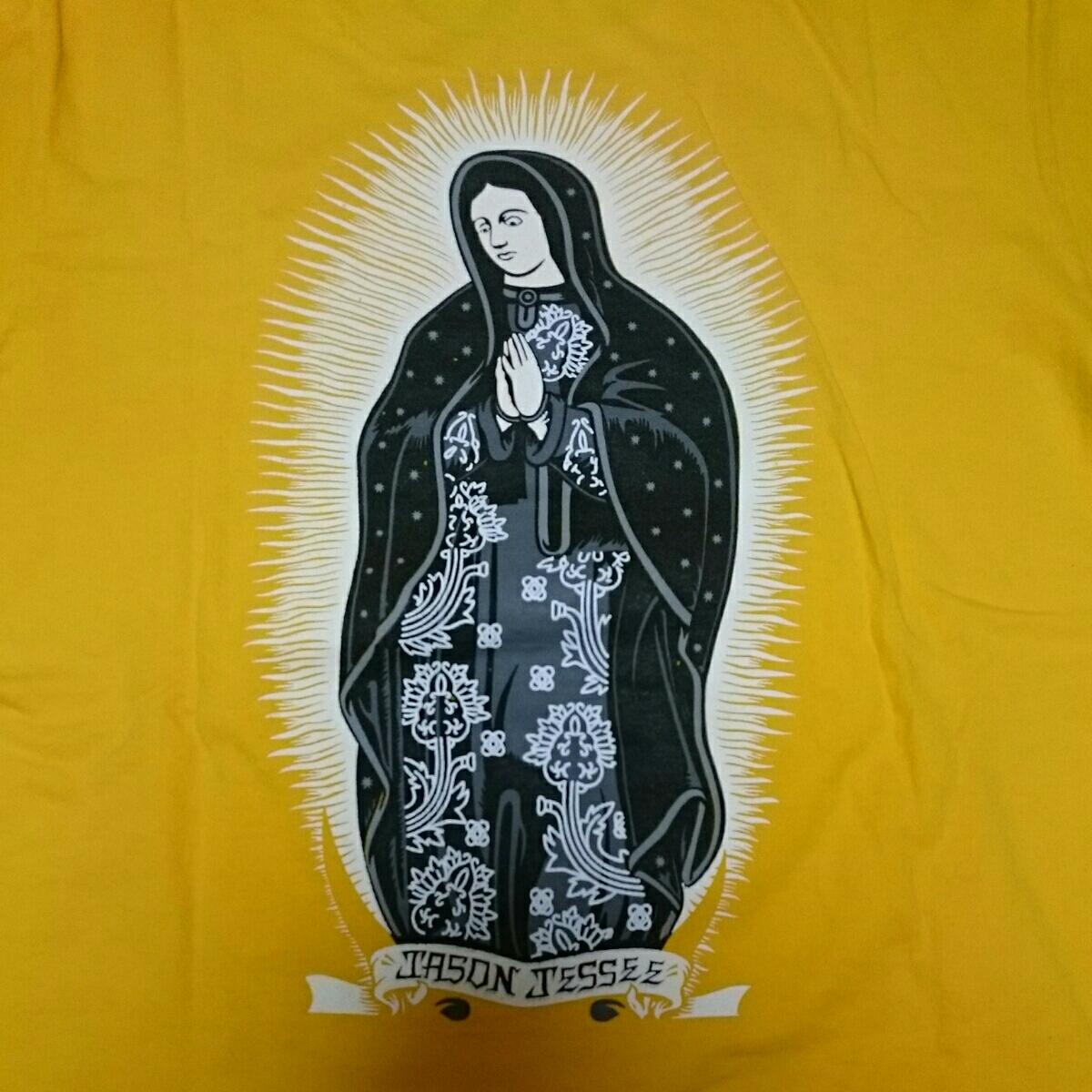 f452988aea181e 90s USA made SANTACRUZ sun ta cruise Jason Jessee T-shirt b-toPOWELL ...
