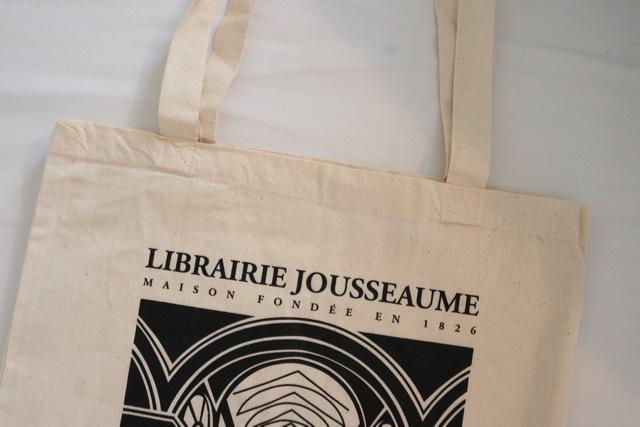 """【パリ】""""Librairie Jousseaume""""(ジュソーム)エコバッグ_画像7"""