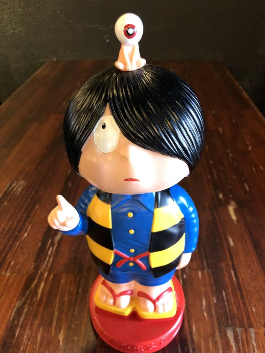 ★ゲゲゲの鬼太郎シスコ完全復刻版PART1店頭用人形セット限定500USED_画像2