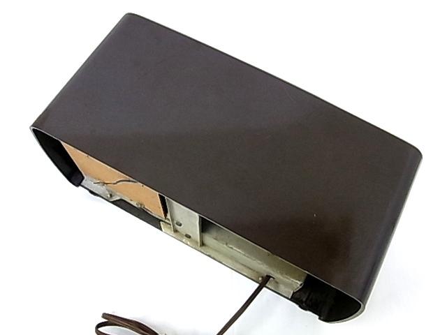 g1879 ヴィンテージ SEARS ROEBUCK AND Co. Silvertone CHASSIS No.132-40500 真空管ラジオ 通電不可 ジャンク_画像6