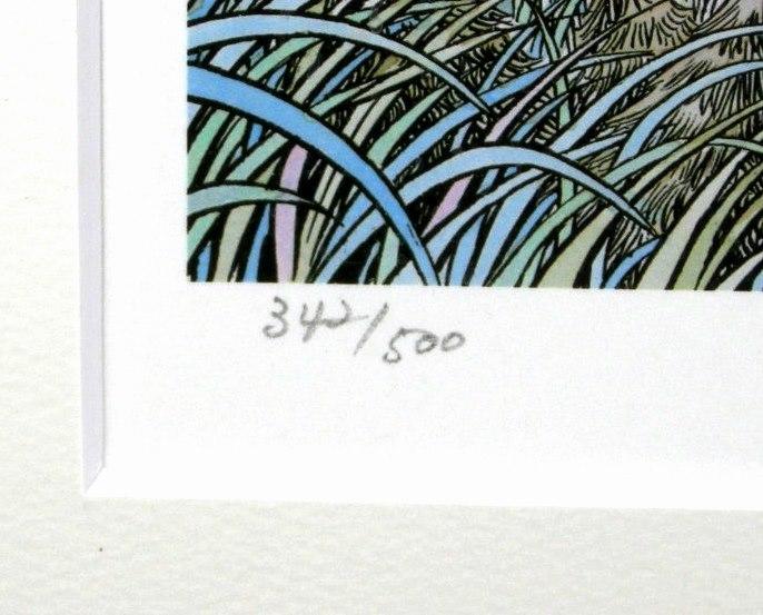 ★ 水木しげる ◆ レフグラフ ◆ ゲゲゲの森の仲間たち ◆ 直筆サイン入り ◆ 激レア ♪_画像6