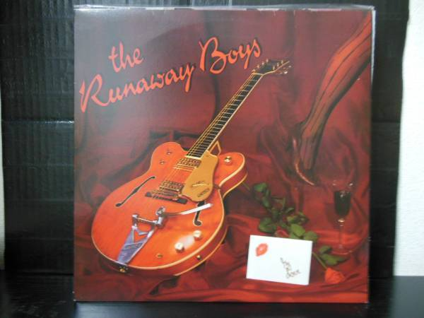 THE RUNAWAY BOYS / MY LOVE LP hillbilly headhunters