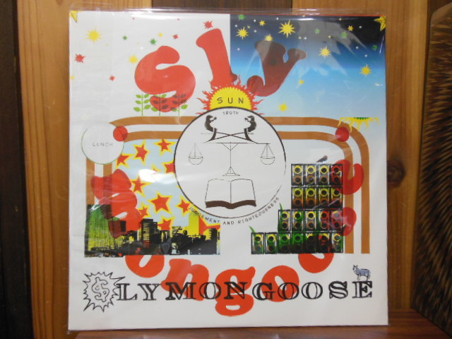 SLY MONGOOSE / SAME LP 元 Force Of Nature ZAZEN BOYS TOKYO No.1 SOUL SET_画像1