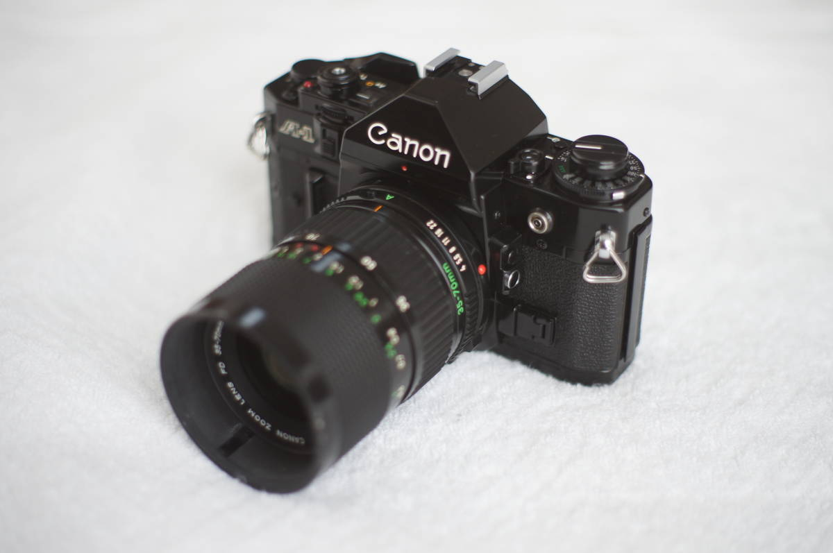 ★キヤノン Canon A-1/Canon FD 35-70mm 1:4