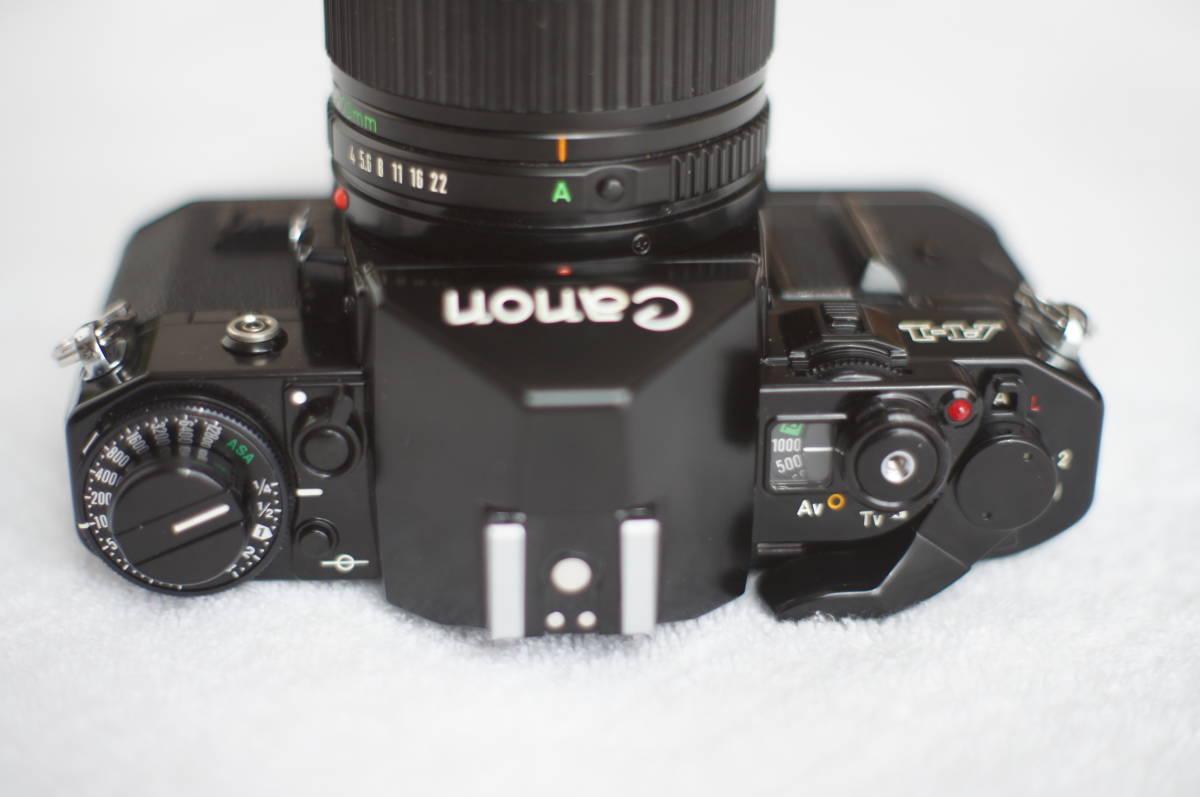 ★キヤノン Canon A-1/Canon FD 35-70mm 1:4_画像4