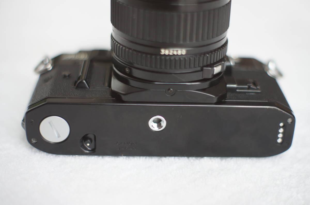 ★キヤノン Canon A-1/Canon FD 35-70mm 1:4_画像5