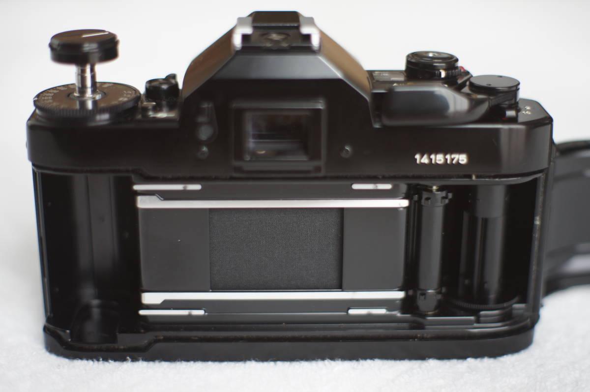 ★キヤノン Canon A-1/Canon FD 35-70mm 1:4_画像6