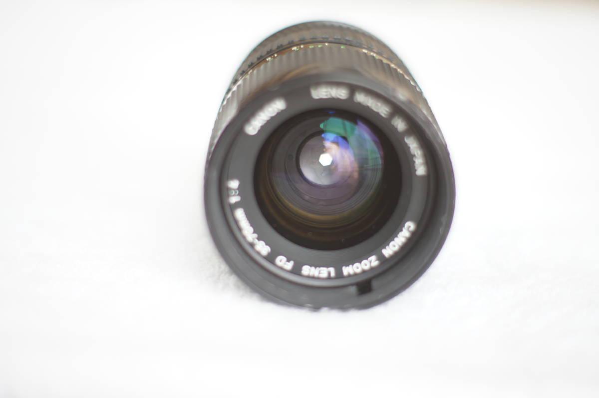 ★キヤノン Canon A-1/Canon FD 35-70mm 1:4_画像8