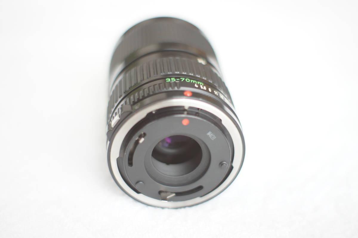 ★キヤノン Canon A-1/Canon FD 35-70mm 1:4_画像9