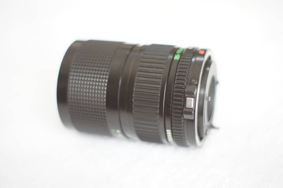 ★キヤノン Canon A-1/Canon FD 35-70mm 1:4_画像10