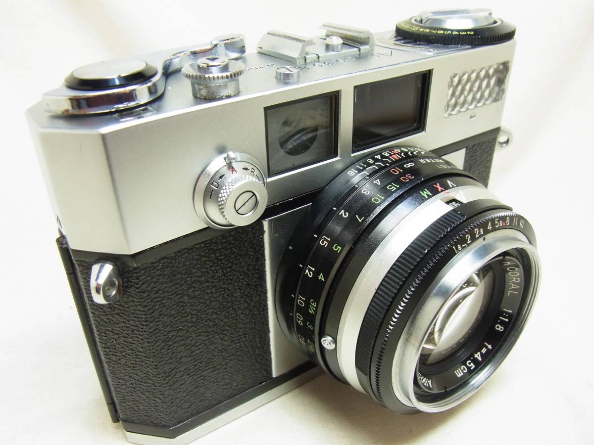 Aires 35Ⅲs アイレス 35Ⅲs 動作確認済み 状態良好なカメラです。
