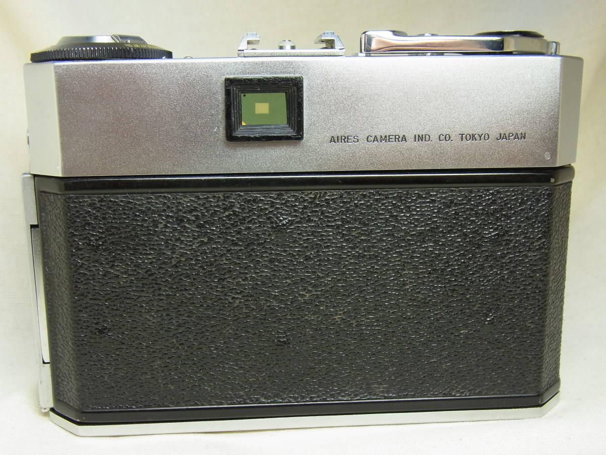 Aires 35Ⅲs アイレス 35Ⅲs 動作確認済み 状態良好なカメラです。_画像3