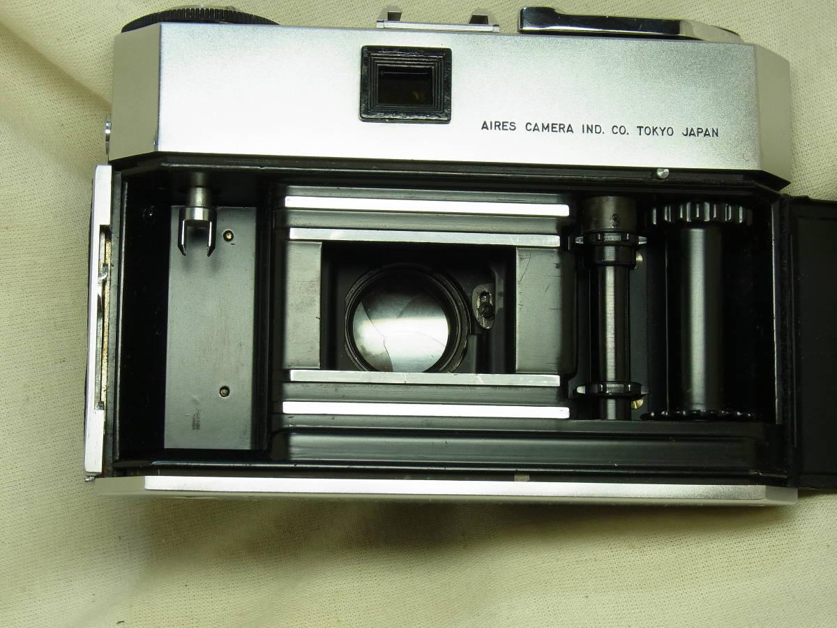Aires 35Ⅲs アイレス 35Ⅲs 動作確認済み 状態良好なカメラです。_画像6