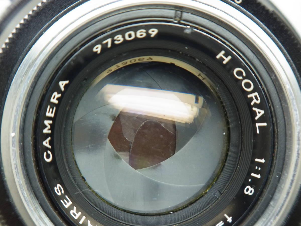 Aires 35Ⅲs アイレス 35Ⅲs 動作確認済み 状態良好なカメラです。_画像8