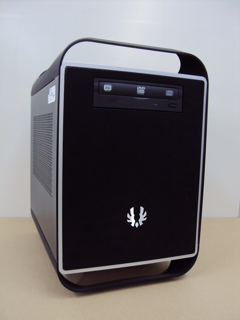 ◆◇静音小型自作PC Core i7-3770/HD5450/DVDマルチ/SSD128GB/MEM8GB/Windows10 Pro◇◆