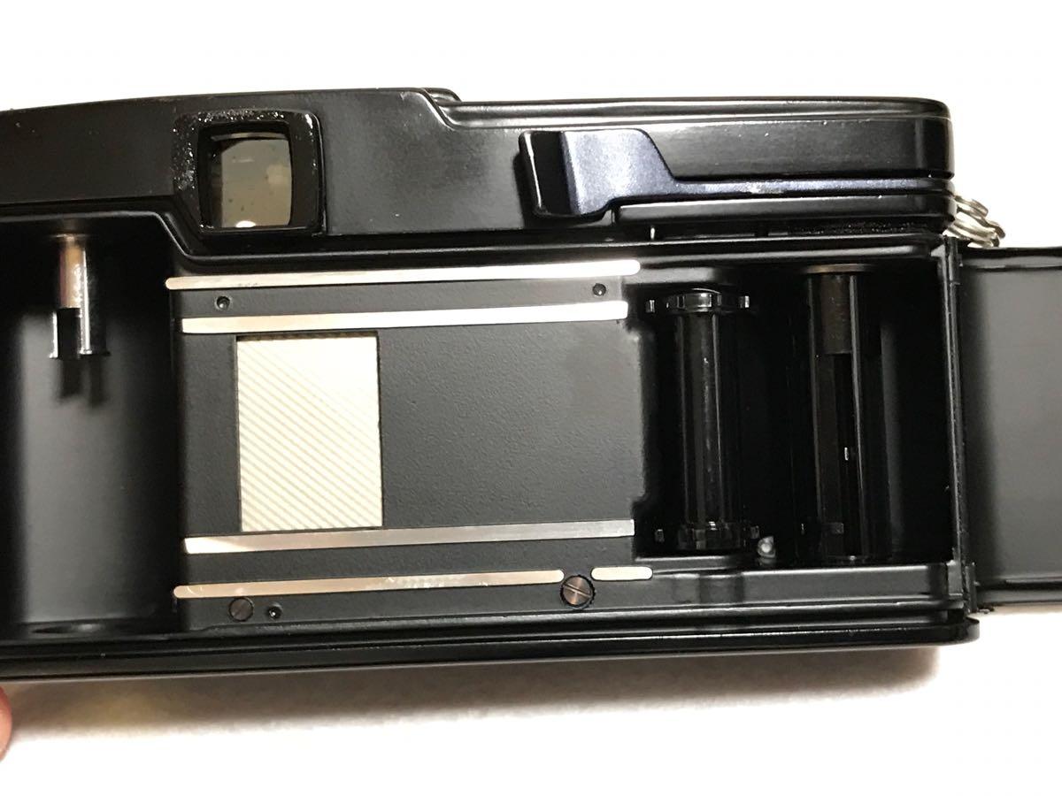 OLYMPUS PEN-FT BLACK 38mm f2.8 パンケーキ付き_画像6