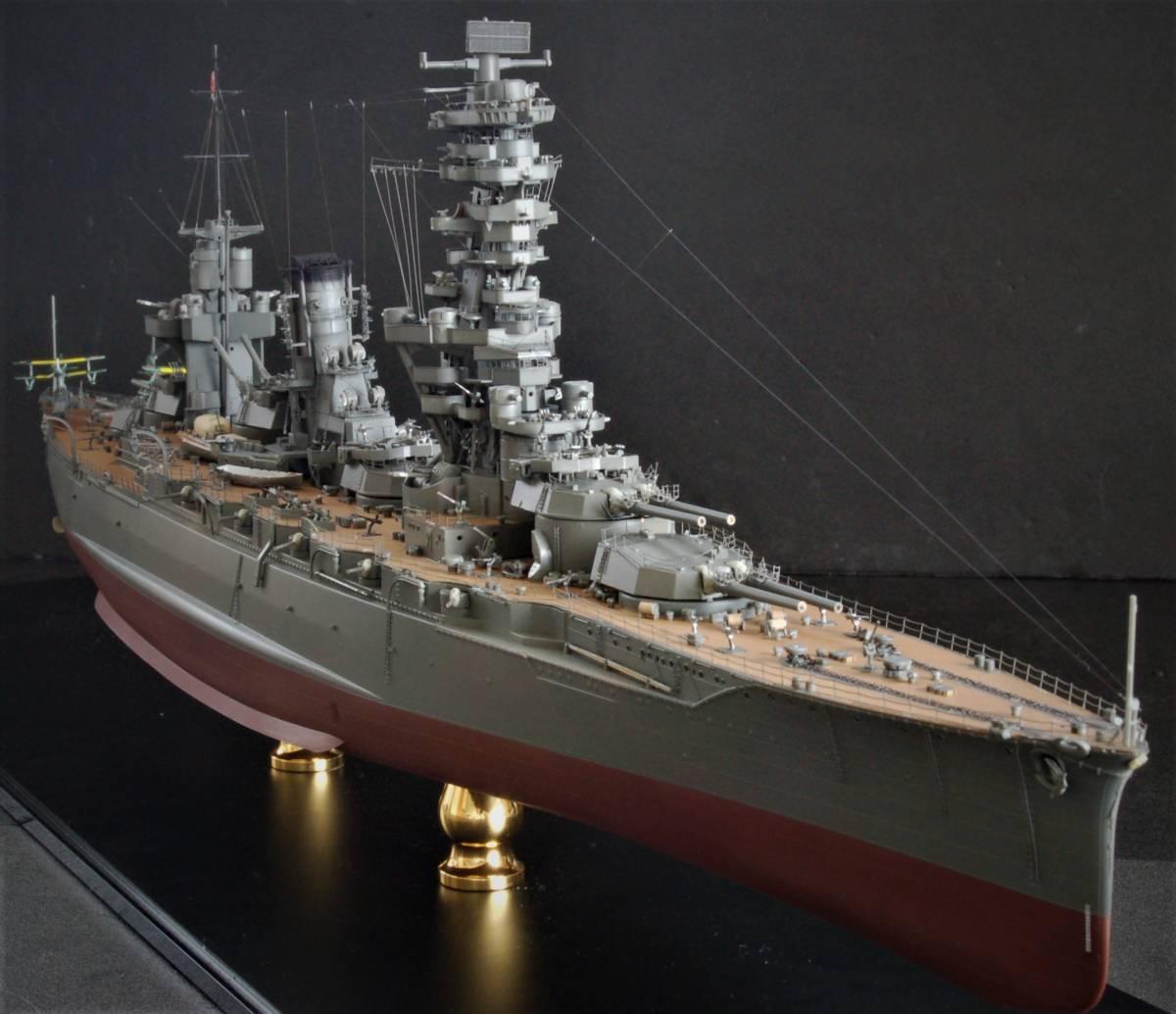 1/350 戦艦 『扶桑1944』 完成品