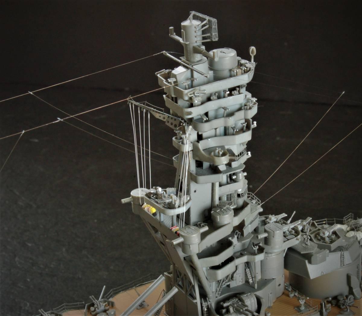 1/350 戦艦 『扶桑1944』 完成品_画像2
